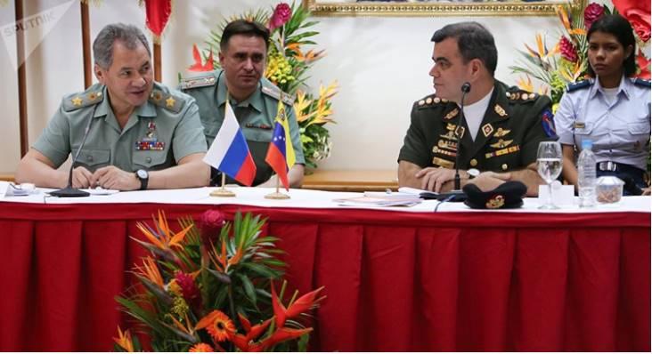 Revelan detalles de la negociación de millonarios contratos militares con Rusia