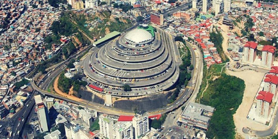 El Helicoide, la prisión venezolana en la que está Aida Merlano