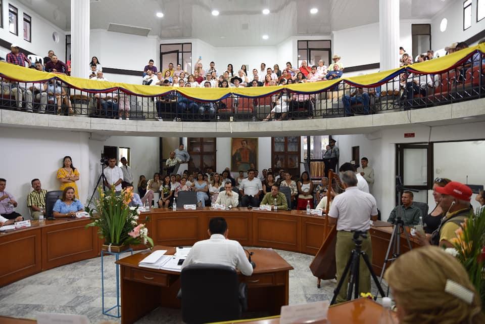 Diputados de Arauca tomaron posesión