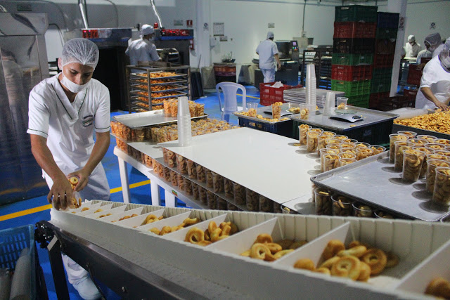 Esta es la empresa llanera que vende pan de arroz en Estados Unidos