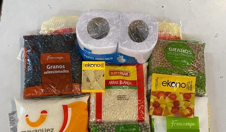 Grupo Éxito dispone mercados con 12 productos de canasta básica a $16.000