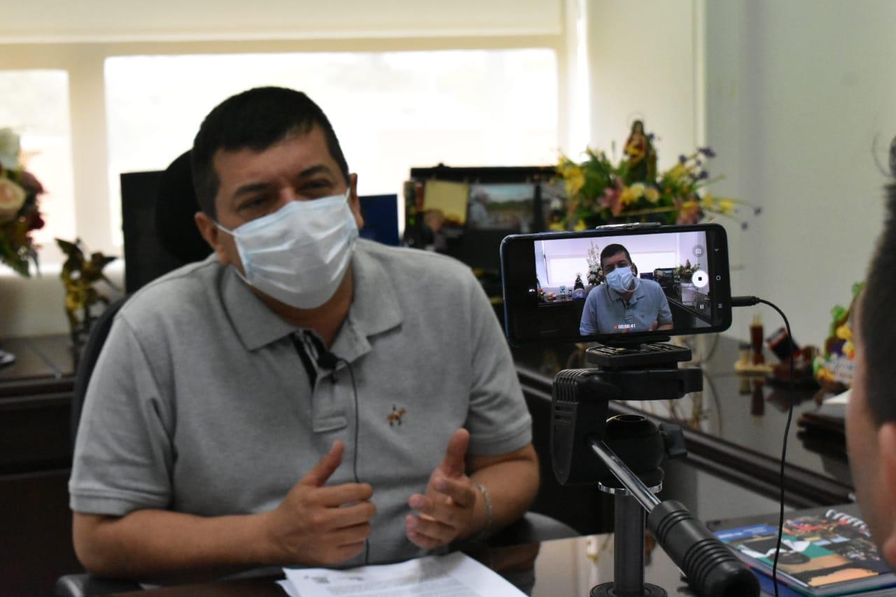 Alcaldía de Arauca decretó medidas para contrarrestar la propagación del coronavirus