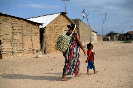 Comunidades Wayuu aseguran no estar preparados para aislarse por el coronavirus