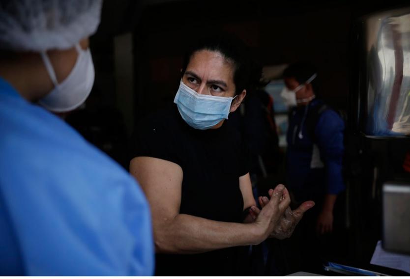 Con inteligencia artificial definen los casos de coronavirus que pueden tener daño pulmonar