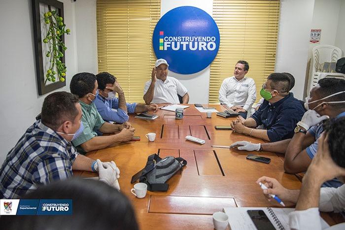 Kits de ayuda adquiridos por el gobierno departamental serán entregados a las alcaldías: gobernador de Arauca