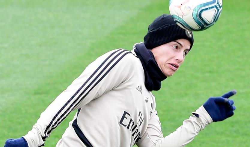 Venta de James Rodríguez serviría para la salvación financiera del Real Madrid