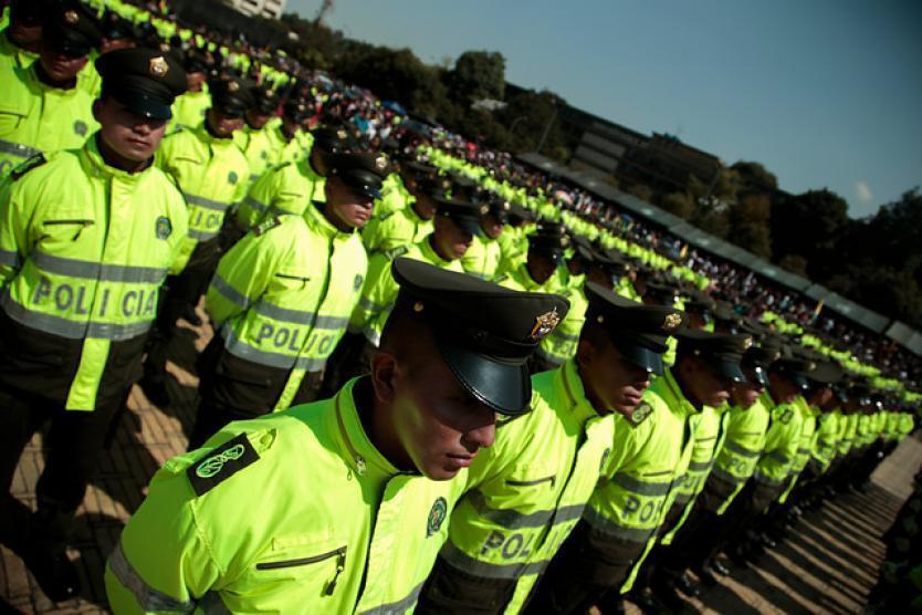 Policía desmiente que 700 de sus hombres sean positivos para Covid-19