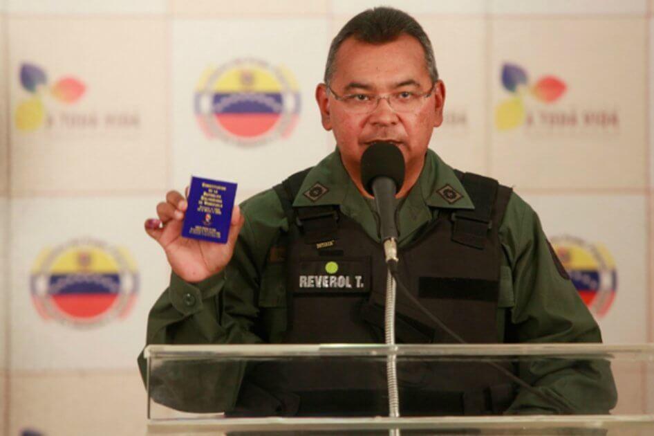 Gobierno venezolano dice que frustró intento de invasión marítima de mercenarios