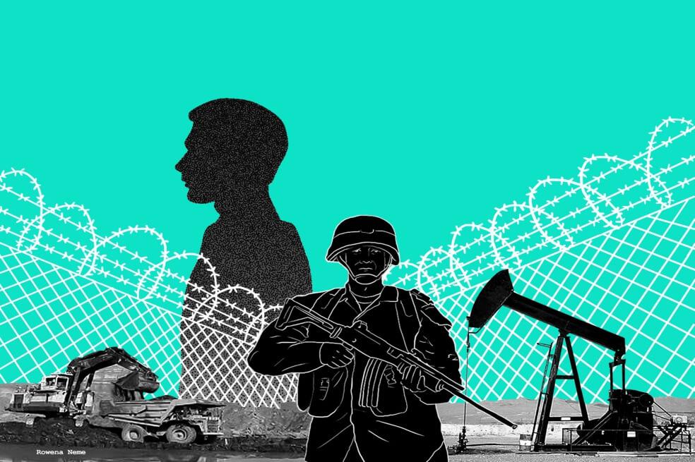 Petroleras y mineras financian a la Fuerza Pública y a la Fiscalía