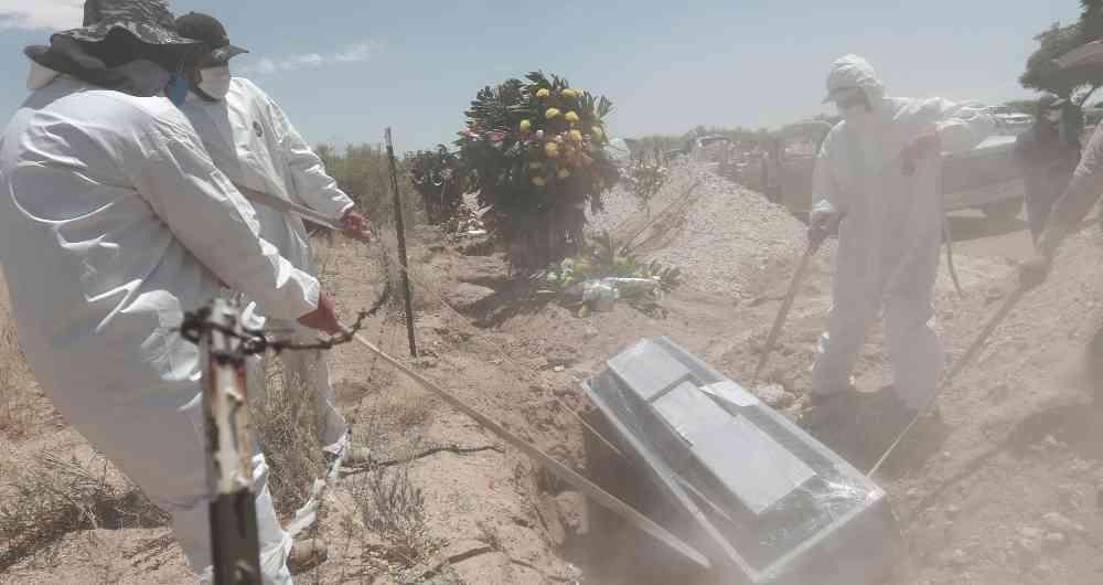Coronavirus: Brasil y México baten récords diarios de víctimas mortales