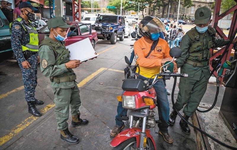 Venezuela y la sed de gasolina