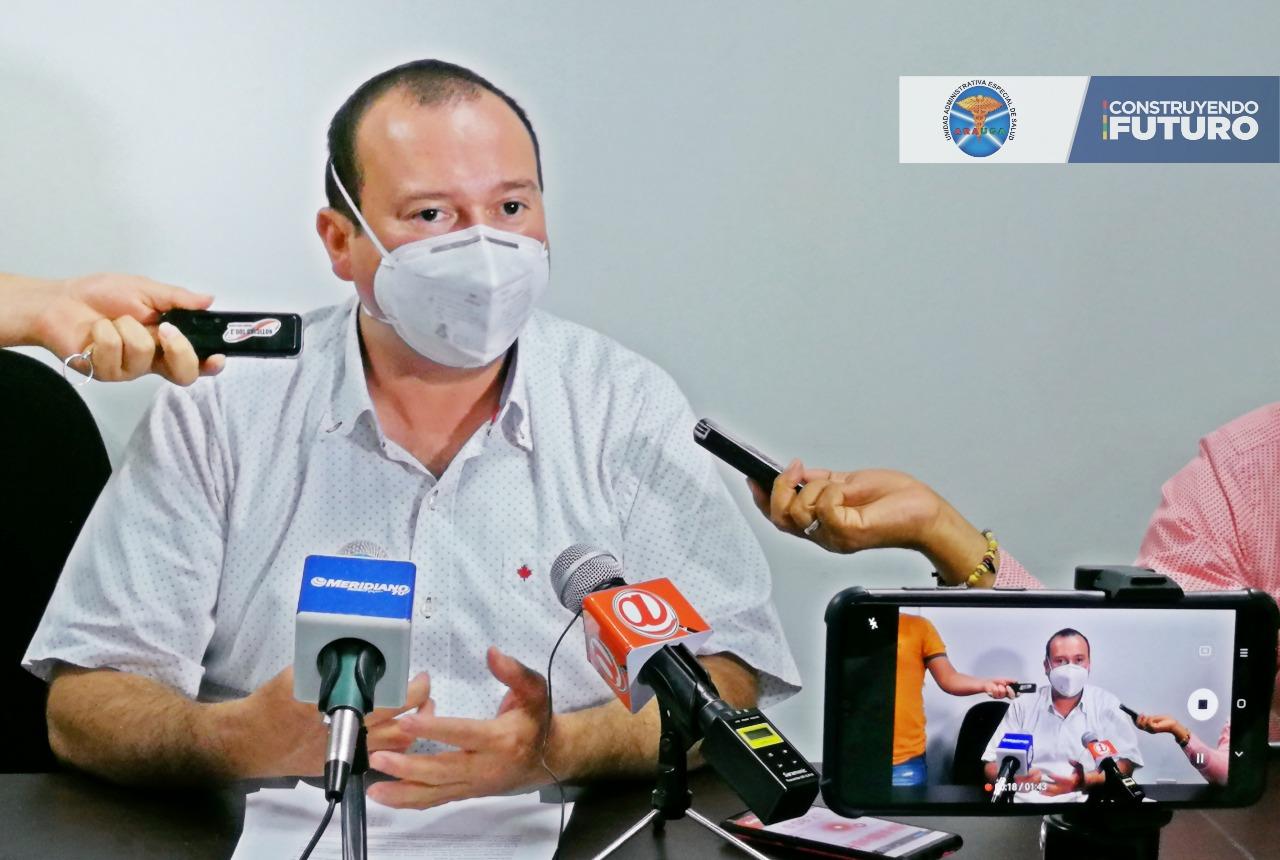 Unidad de salud de Arauca reportó 11 nuevos casos de Covid-19 y el fallecimiento de una mujer