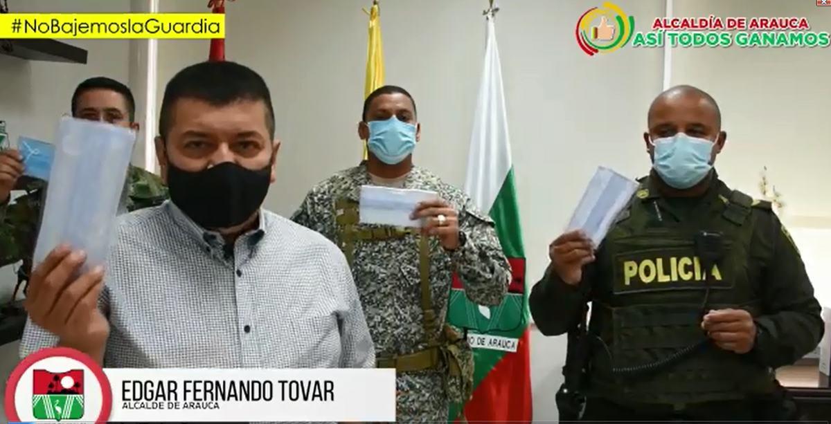 Conozca aquí las medidas de confinamiento adoptadas por la alcaldía de Arauca