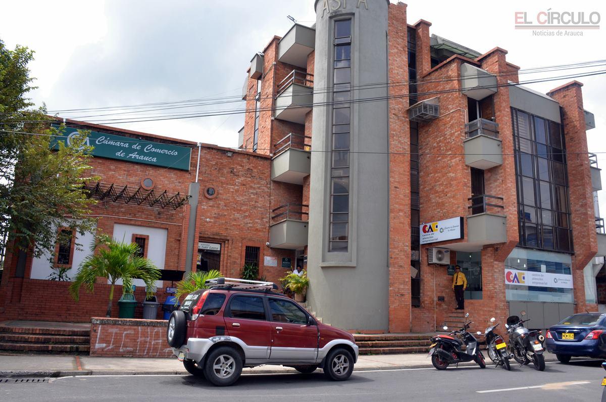 Cámara de Comercio de Arauca garantiza la atención a los empresarios