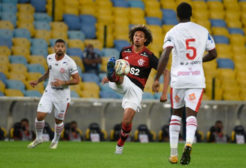 Flamengo registra un caso de coronavirus a pocas horas de jugar la final de la Copa de Río
