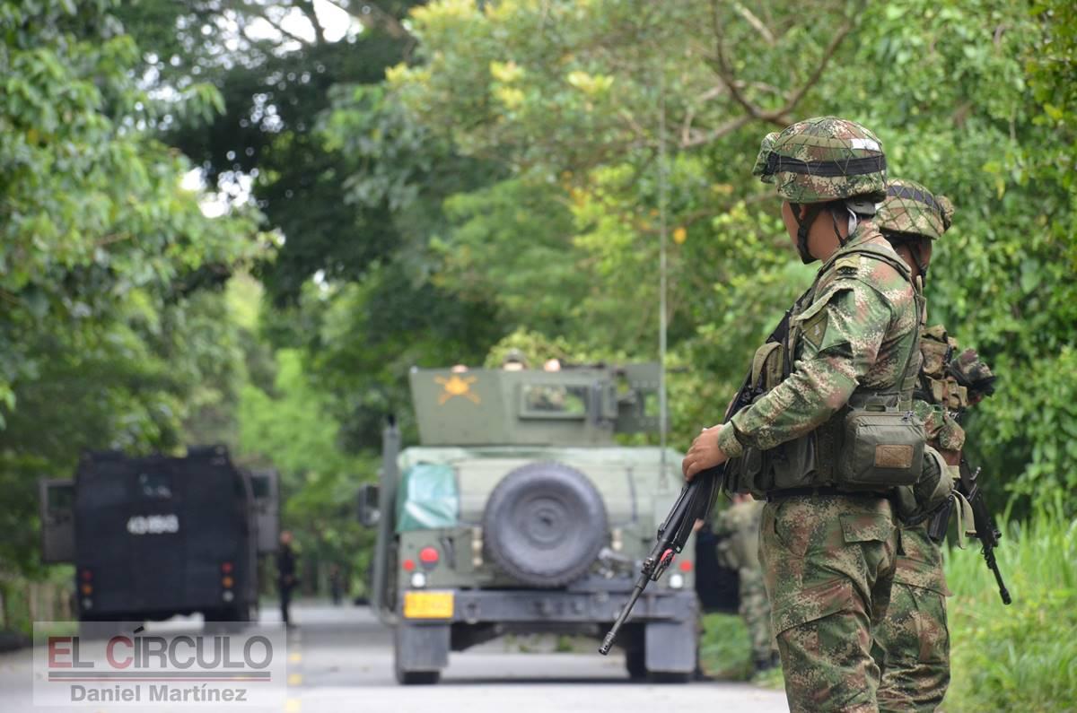 Atacan con explosivos base del Ejército en Fortul, Arauca