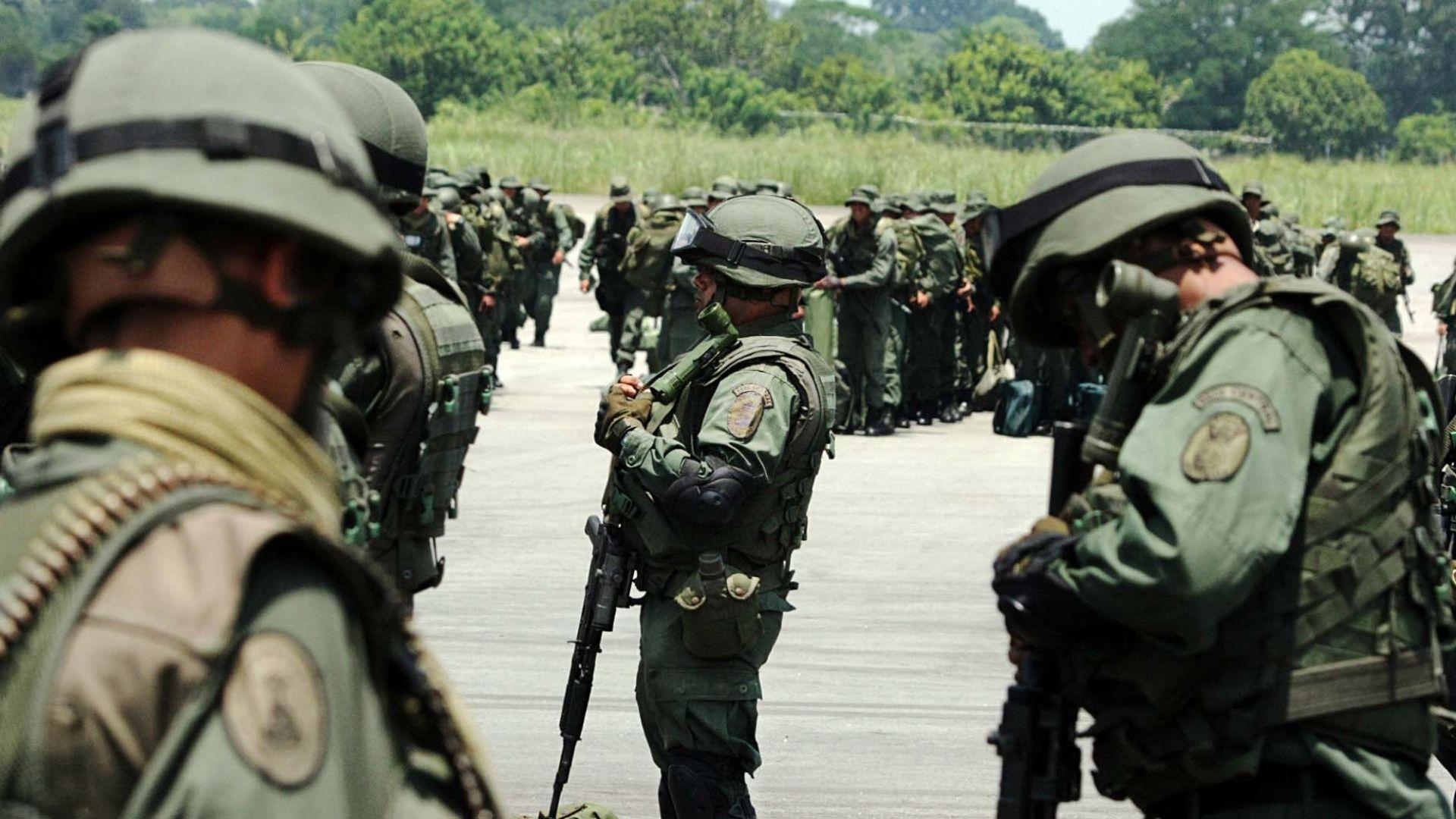Mueren 15 disidentes de las Farc en Estado Apure Venezuela
