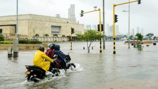 Iota impacta a Providencia como huracán categoría 4 y vientos de hasta 200 kilómetros hora