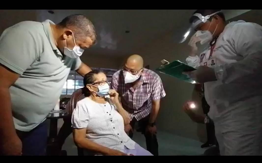 Liberan a la mamá del excongresista Luis Emilio Tovar