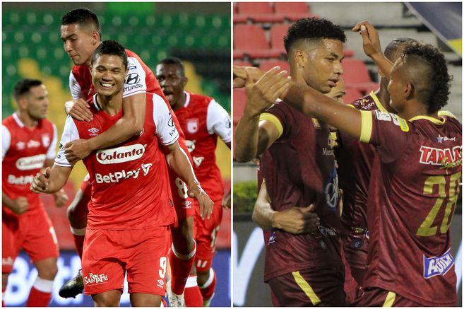 Estos son los ocho clasificados a los playoffs de la liga colombiana
