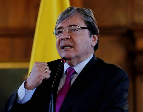 Murió el ministro de Defensa Carlos Holmes Trujillo