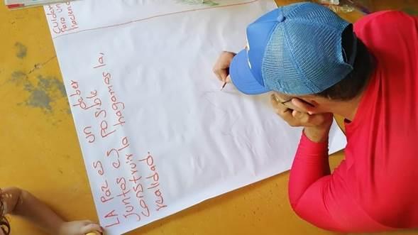 171 excombatientes regresan a clases para continuar su proceso educativo en Arauca