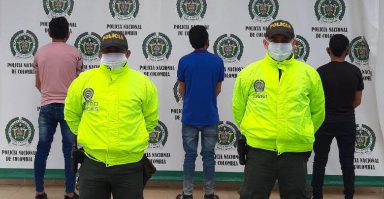 En Arauca fueron capturadas 4 personas durante la jornada nacional contra delitos sexuales