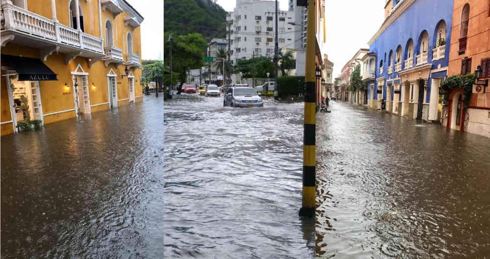 Conozca las ciudades y zonas de Colombia que quedarían sumergidos en los próximos 50 años
