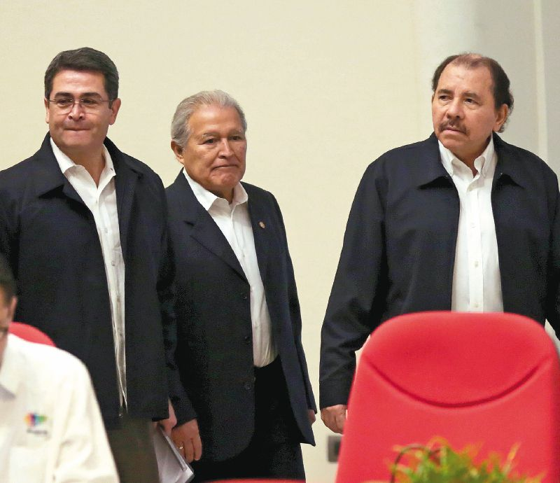 ¿Quién detiene a Daniel Ortega?