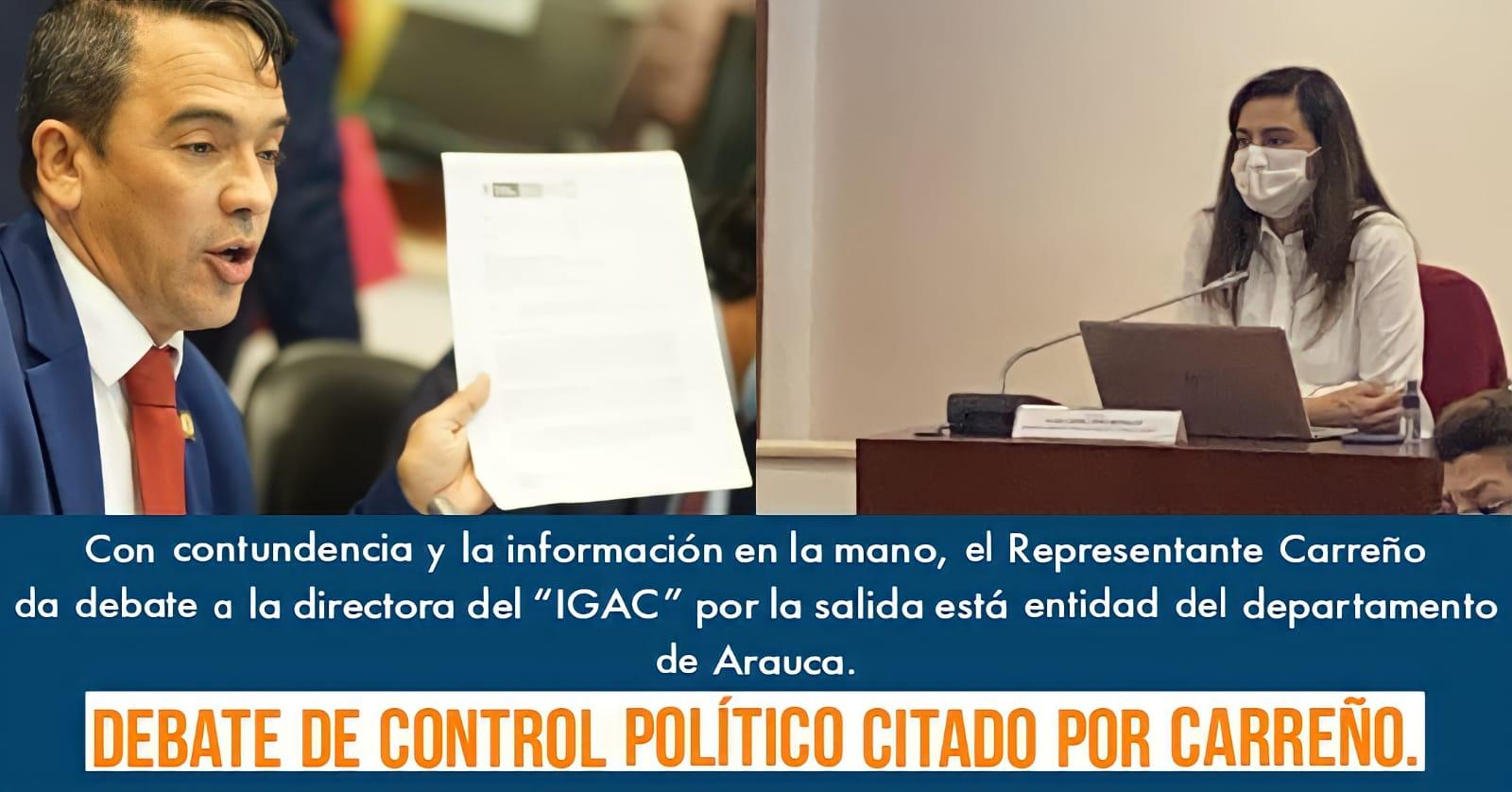 Demanda a plan nacional de desarrollo tumbaría inminente privatización del IGAC